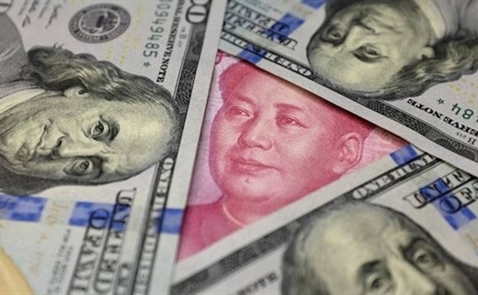 Dự trữ ngoại hối Trung Quốc xuống dưới 3.000 tỷ USD