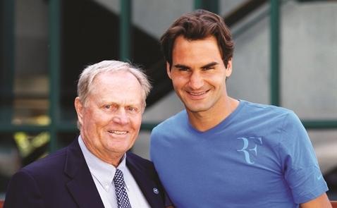 Số 18 huyền thoại của Federer