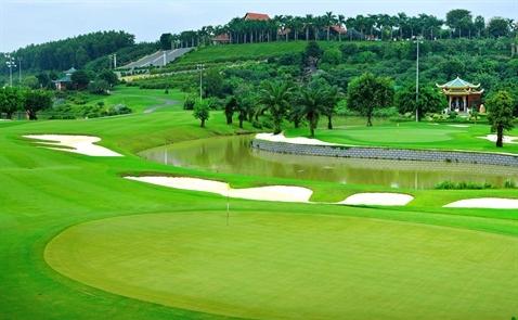 Xây sân golf 27 lỗ tại Cam Ranh, Khánh Hòa