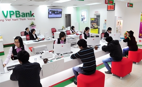VPBank đạt 4.900 tỷ đồng lợi nhuận trước thuế trong năm 2016