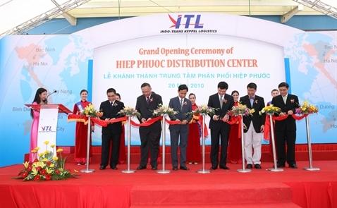 """ITL Corp và mối lương duyên với các """"đại gia"""" logistics thế giới"""