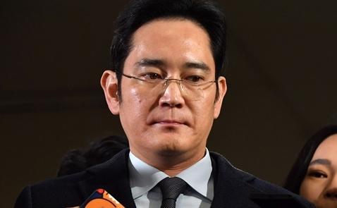 Người thừa kế Samsung bị bắt
