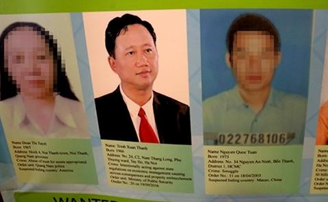 4 người liên quan vụ án Trịnh Xuân Thanh bị điều tra tham ô tài sản