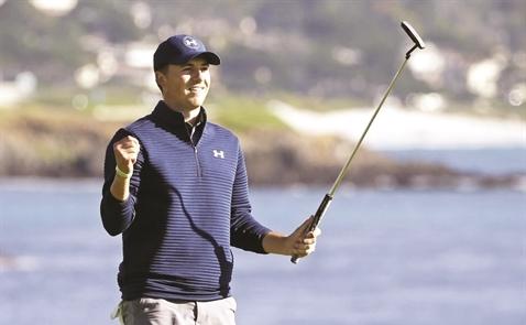 Jordan Spieth liệu có thoát khỏi bóng Tiger Woods?