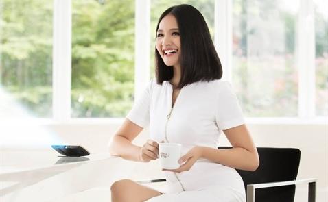 Hương Giang - Nàng hậu mê công nghệ, thích công việc và yêu cuộc sống
