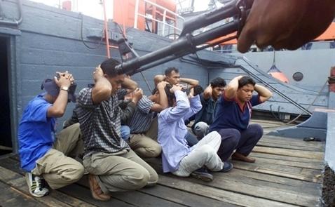 Cướp biển: Nỗi ám ảnh của ngành hàng hải Đông Nam Á