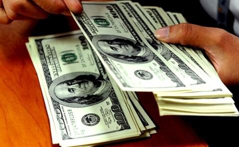 USD ngân hàng vọt lên 22.860 đồng