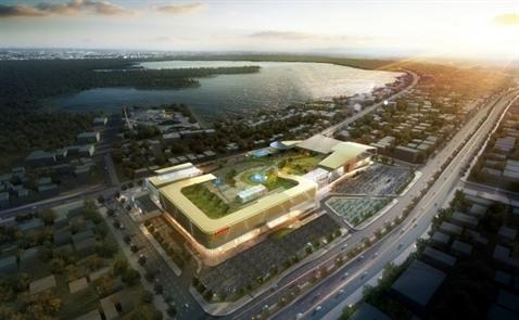 Lotte sắp xây trung tâm thương mại mới trị giá 300 triệu USD gần Hồ Tây