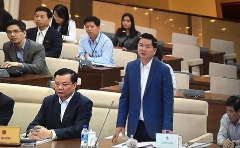 Bí thư Đinh La Thăng muốn nâng mức dư nợ của TPHCM