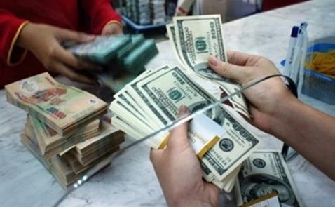 USD ngân hàng tiếp tục tăng, lên 22.880 đồng
