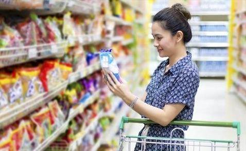 Tăng trưởng ngành hàng tiêu dùng nhanh đạt mức cao nhất 3 năm