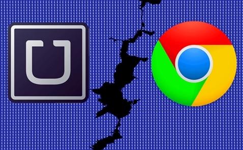 """Google bắt đầu """"đại chiến"""" Uber?"""