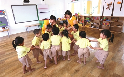 Bỏ tiền tỉ mở trường làng: Hoàn vốn nhanh bất ngờ