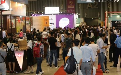 Triển lãm Việt Nam Cafe Show lần thứ hai tại TPHCM