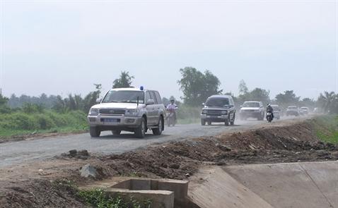 Làm đường ven sông Sài Gòn nối trung tâm TPHCM với huyện Củ Chi