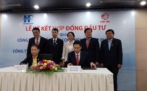 Cầu Tre đầu tư 1.200 tỷ đồng xây nhà máy ở KCN Hiệp Phước