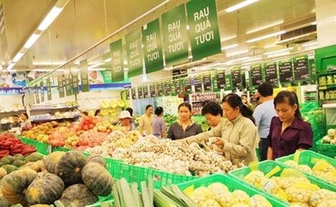 Chỉ số giá tiêu dùng hai tháng đầu năm tăng 0,69%