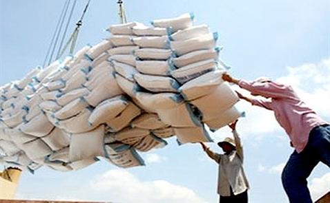 Xuất khẩu gạo tiếp tục giảm mạnh