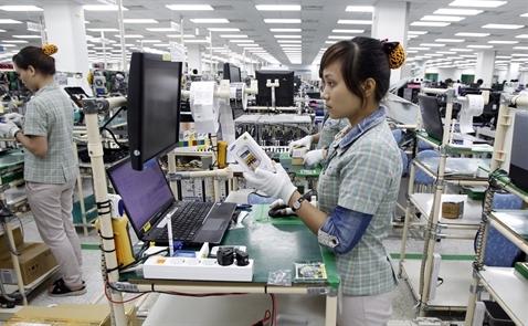 PMI ngành sản xuất Việt Nam chạm đỉnh 21 tháng