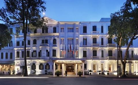 VinaCapital, Warburg Pincus chi 100 triệu USD mua khách sạn Sofitel Hà Nội