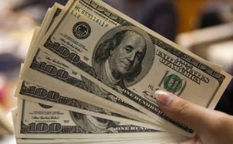 USD ngân hàng lại vọt lên 22.880 đồng