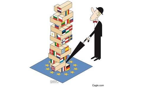 Tương lai nào chờ đợi Châu Âu thời hậu Brexit?