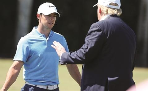 Đến cả giới chơi golf cũng tẩy chay Trump