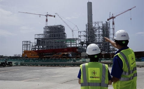 EVN nói về vụ cháy tại Nhà máy Nhiệt điện Vĩnh Tân 4