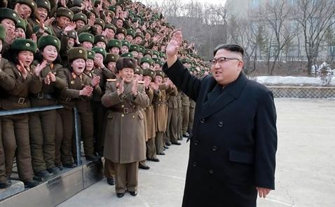 Phố Wall bình tĩnh trước tin Triều Tiên phóng tên lửa