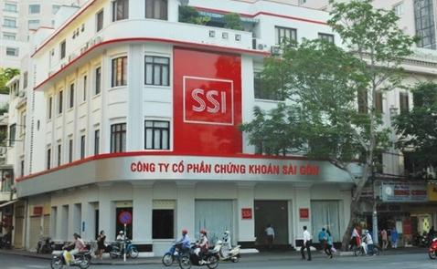 SSI đặt kế hoạch lợi nhuận 1.058 tỷ đồng, xấp xỉ năm 2016