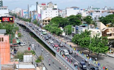 TPHCM điều chỉnh quy hoạch quận Tân Bình