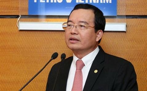 Chủ tịch PetroVietnam có thể được điều chuyển về Bộ Công Thương