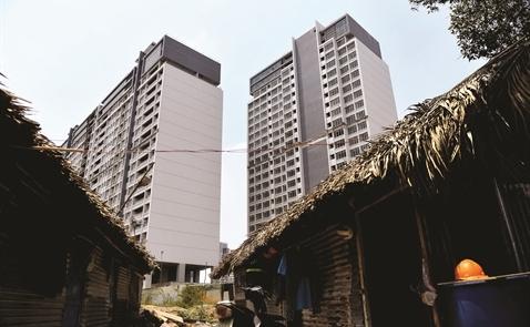 PVC Land phá sản, bất động sản rùng mình