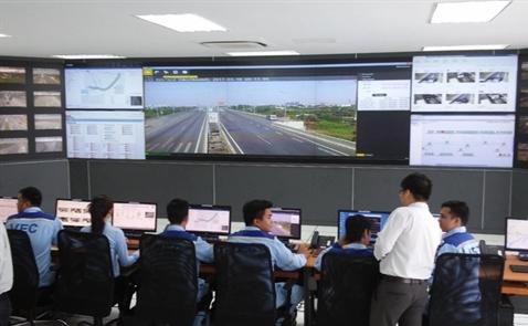 Cao tốc TPHCM - Dầu Giây có hệ thống quản lý thông minh