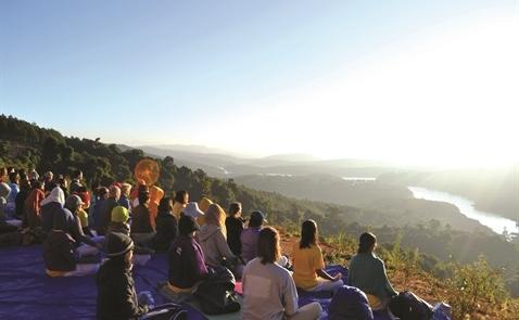 Doanh nhân và Sivananda Yoga