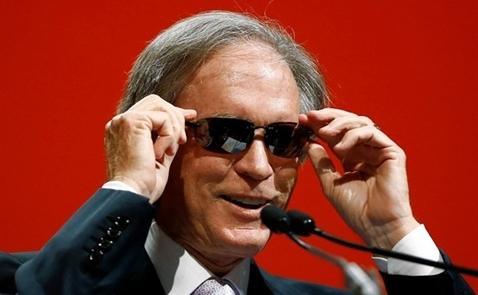 Huyền thoại đầu tư Bill Gross cảnh báo sắp có khủng hoảng