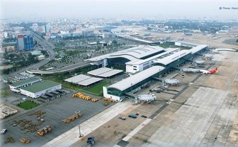Vietcombank xin tài trợ vốn điều chỉnh quy hoạch Sân bay Tân Sơn Nhất