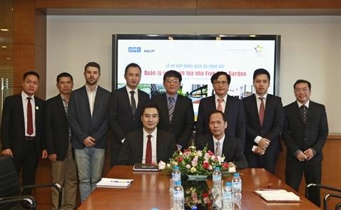 Five Star Kim Giang và PMC ký hợp tác quản lý tòa nhà Five Star Garden