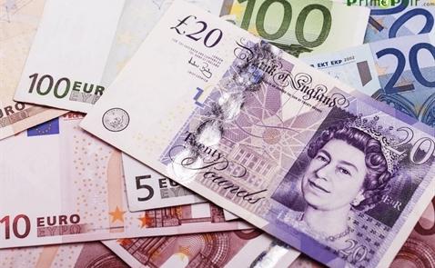 USD tiếp tục mạnh lên, bảng Anh rớt giá