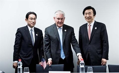 Mỹ khai tử chiến lược 'xoay trục' sang châu Á