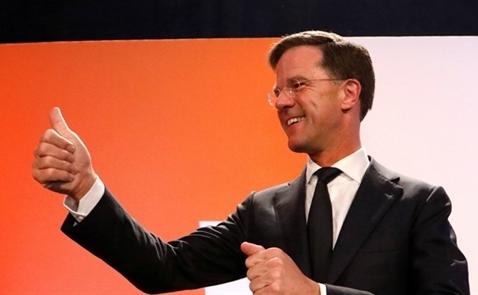 Bầu cử ở Hà Lan: đảng cực hữu thua cuộc