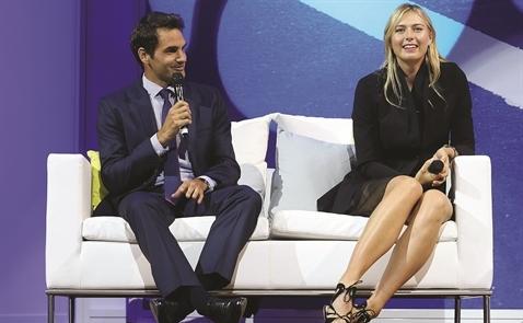 Maria Sharapova: Em xinh, em có quyền?
