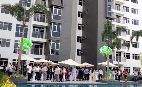 The Habitat bước vào giai đoạn bàn giao căn hộ cho khách hàng