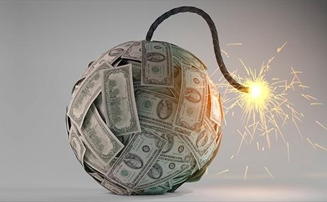 5 hiểm họa khủng hoảng tài chính mà bạn cần đề phòng