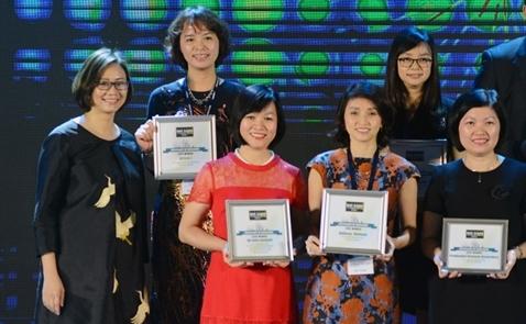 Vingroup - 'Nơi làm việc tốt nhất Việt Nam' về bất động sản, bán lẻ, du lịch