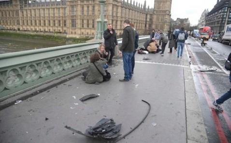 London rung chuyển vì vụ khủng bố ngay khu vực tháp Big Ben