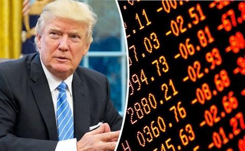 Giới đầu tư đã bắt đầu hết hào hứng với Donald Trump?
