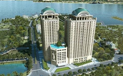 Cơ hội hiếm có để sở hữu căn hộ cao cấp Hồ Tây