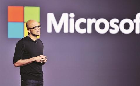 Microsoft trỗi dậy dưới trướng