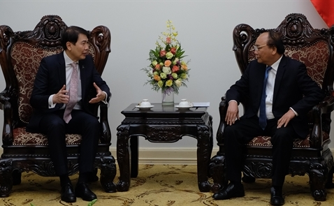 Tập đoàn CapitaLand gặp Thủ tướng Nguyễn Xuân Phúc, khẳng định cam kết đô thị hóa Việt Nam